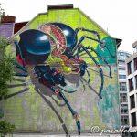 Street Art und Graffiti in Hamburg