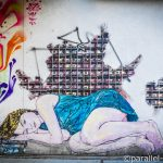 Street Art & Graffiti round the world part 2